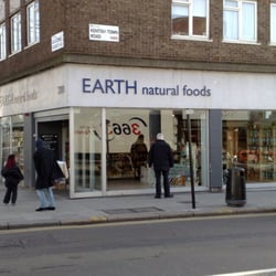 Earth Natural Foods, London