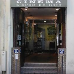 L'Épée de Bois - Paris, France. Epée de bois cinéma