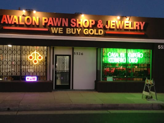 Avalon Pawn Shop Jewelry in Temple City California 626 6140100