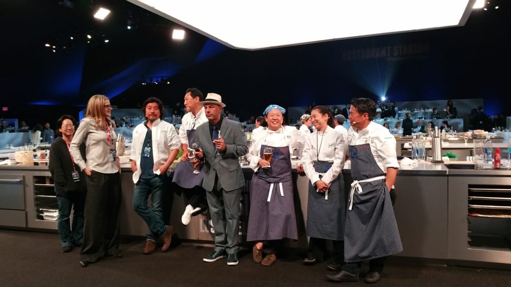 All-Star Chef Classic - Los Angeles, CA, United States by Rebecca Ho http://goo.gl/Nqlftx