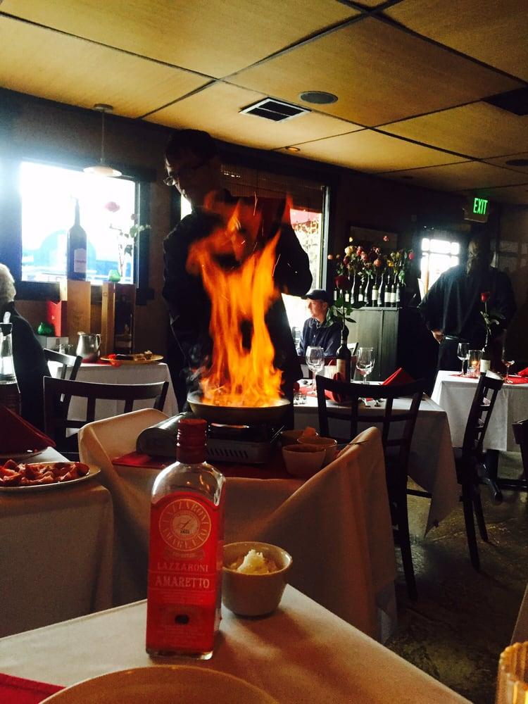 Odyssey Italian Restaurant Denver Co United States