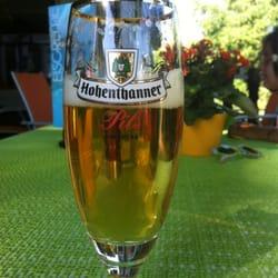 Lecker Bier vom Fass aus Bayern in…