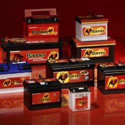 Starterbatterien-Batterien ständig…