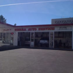 Foster S Sierra Auto Service Auto Repair Downtown
