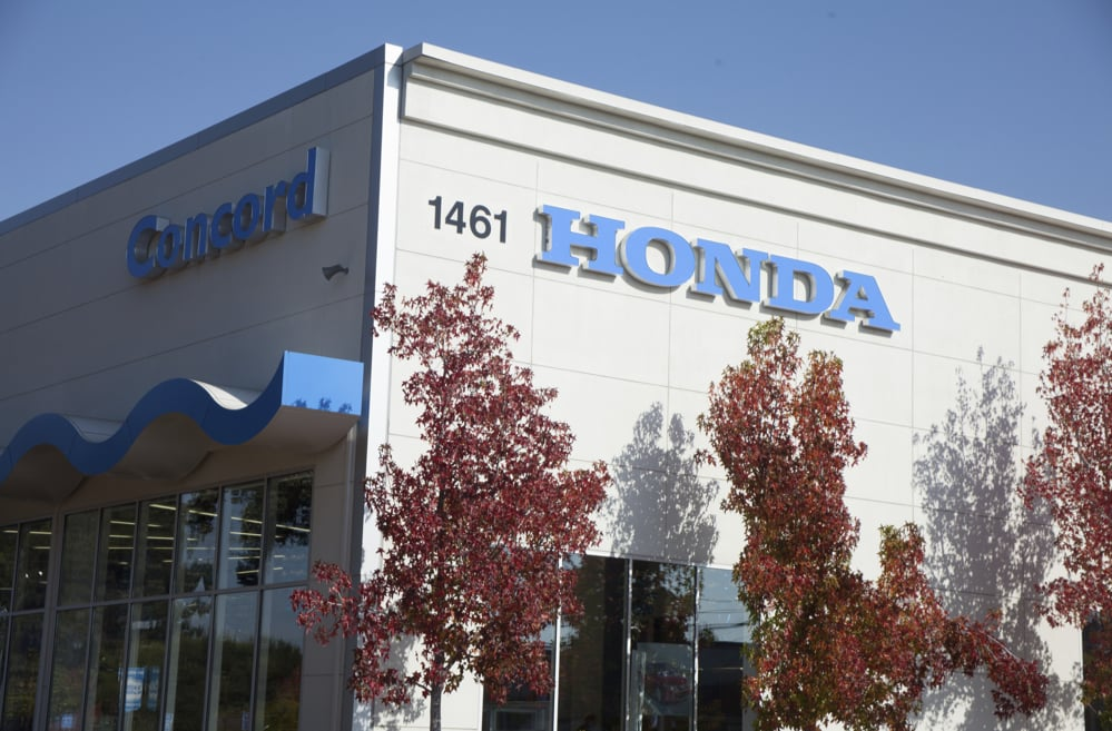 Concord honda 45 photos auto repair concord ca for Concord honda service coupons