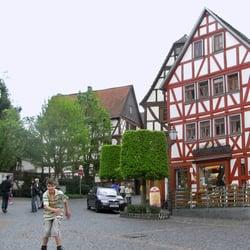 Altstadt-Cafe, Laubach, Hessen