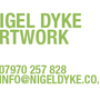 Nigel Dyke Artwork