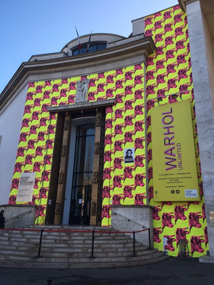 Musée d'Art Moderne de la Ville de Paris - Paris, France