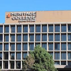 Heritage College logo