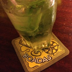Seems this is the place to get (good and strong) mojitos!