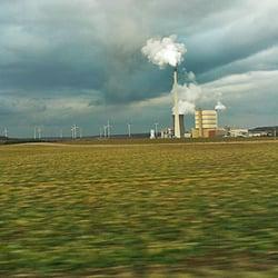 Kraftwerk Buschhaus, Helmstedt, Niedersachsen