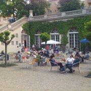 Café im Körnerpark, Berlin