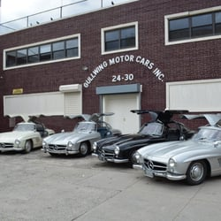 gullwing motor cars car dealers astoria astoria ny