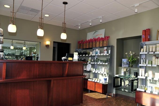 A new beginning an aveda wellness salon and day spa day for A new beginning salon