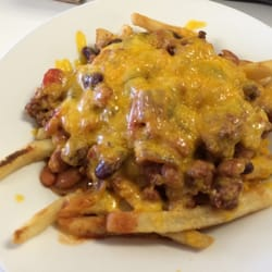 Knudsen's Ice Creamery - Chili cheese fries - Castro Valley, CA, Vereinigte Staaten