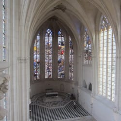 Sainte Chapelle, interno