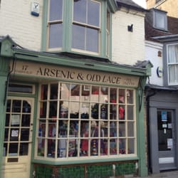 Arsenic & Old Lace, Whitstable, Kent, UK