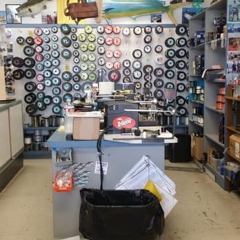 Bob sands fishing tackle 22 photos 38 reviews for Fishing rod repair shops near me