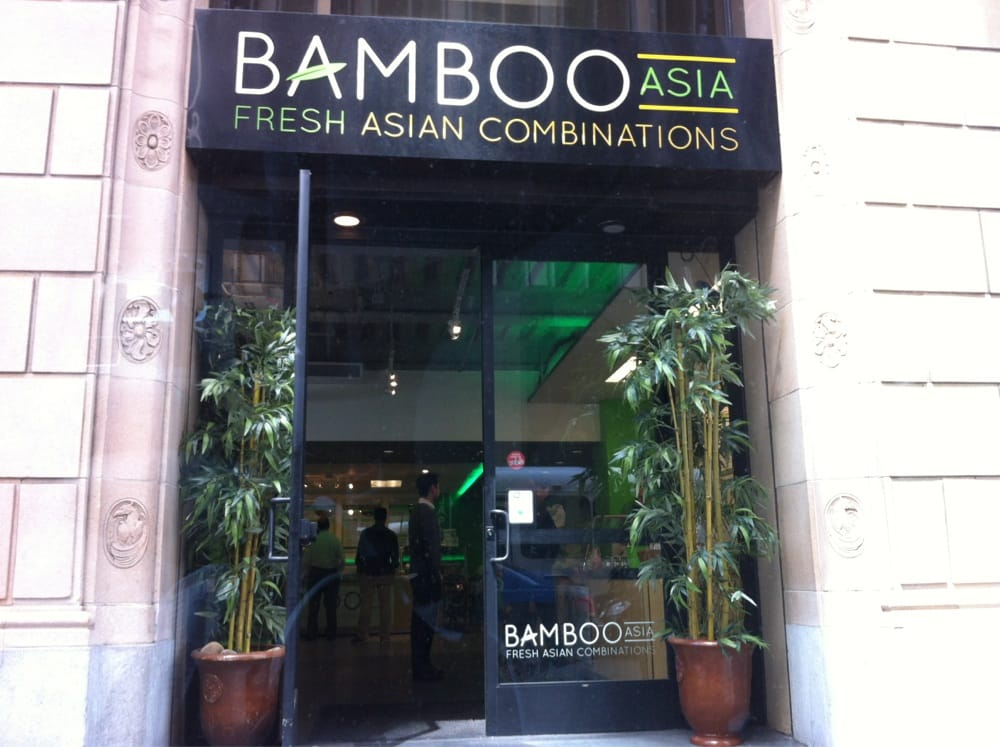 Bamboo asia asian fusion restaurants financial for Asian cuisine san francisco
