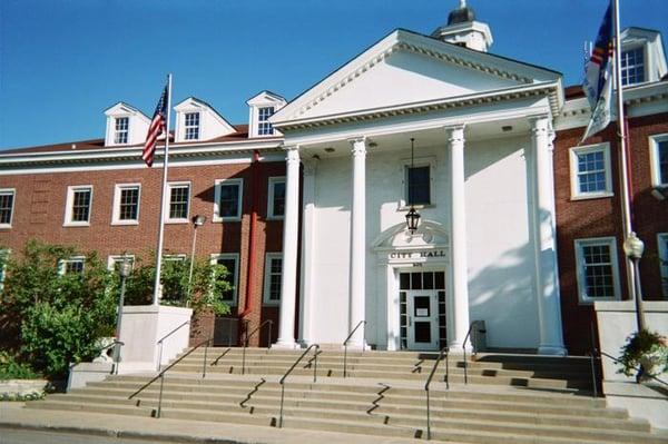 City Hall Of Park Ridge Park Ridge Il Yelp