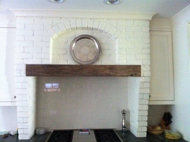 subway tile and thin brick veneer kitchen backsplash cobb county ga