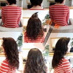 Brasilianische Haarverlängerung.…