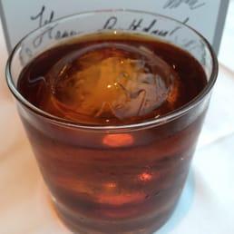 Legal Harborside Floor  Drink Menu