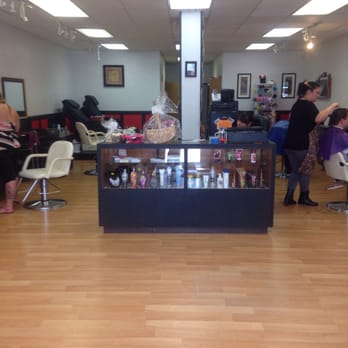 What a teaze closed hair salons 216 w main st ada for Ada beauty salon