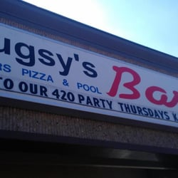 Mugsy's Bar logo