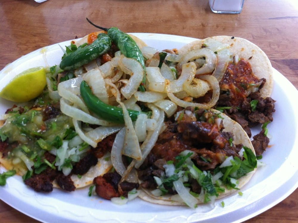 Tacos Sahuayo