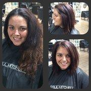 Rumors Hair Salon - Cottonwood, AZ, États-Unis. Fun transformation- Hair by Debbie