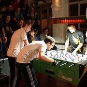 Finale auf einem Turnier im BLZ