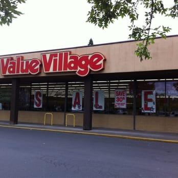 Value Village Thrift Store Furniture