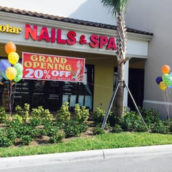 Solar Nails & Spa - Naples, FL, United States. GRAND OPENING!!! 20%