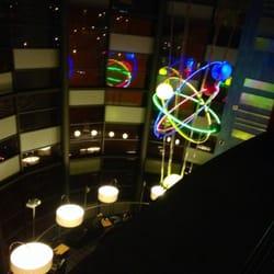 Innenraum Aussicht auf das Lokal im Kino