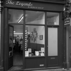 The Legends Barber Shop at Holborn
