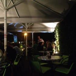 Terrasse - Public viewing 2014