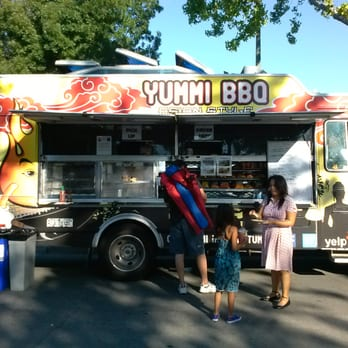Food Truck Parkig In Fremont