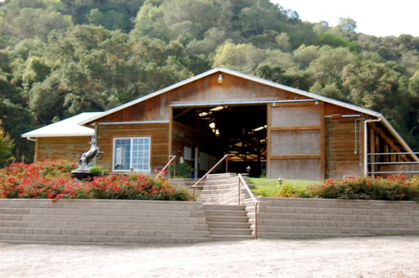 Oak Park Equestrian Center The Beautiful Home Of A Garcia