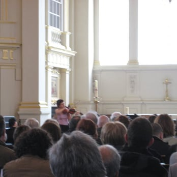 St. Martin-in-the-Fields lunchtime concert