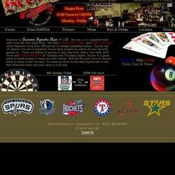 Scores Sports Bar New Braunfels TX