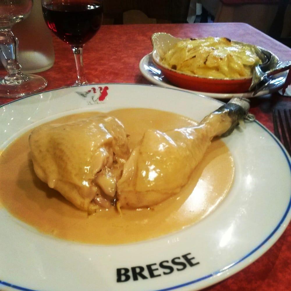 Restaurant le bressan restaurants bourg en bresse ain - Cuisine bourg en bresse ...
