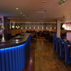 Indigo Restaurant, Wolverhampton, West Midlands