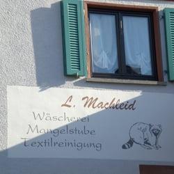 Wäscherei Machleid, Zwingenberg, Hessen