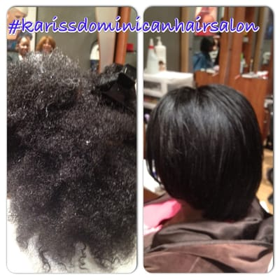 Dominican Natural Hair Salon