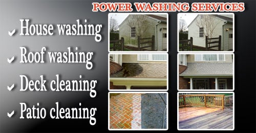 Power Cleaning Services : O g
