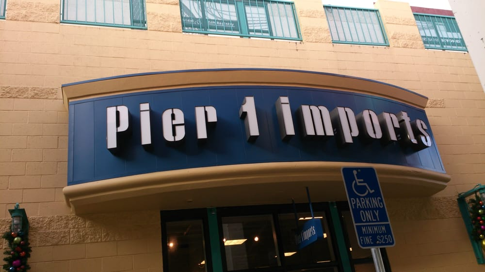 Find out all 15 Pier 1 outlet stores in 8 state(s). Get store locations, business hours, phone numbers and more. Save money on Furniture, Bedding, Lamps, Pillows, Mirrors and Rugs/5(75).