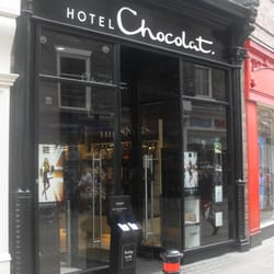 Hotel Chocolat, London, UK