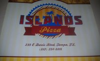 $15 for $20 deal at Islands Pizza