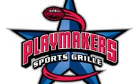 $10 for $20 deal at Playmakers Sports Grille